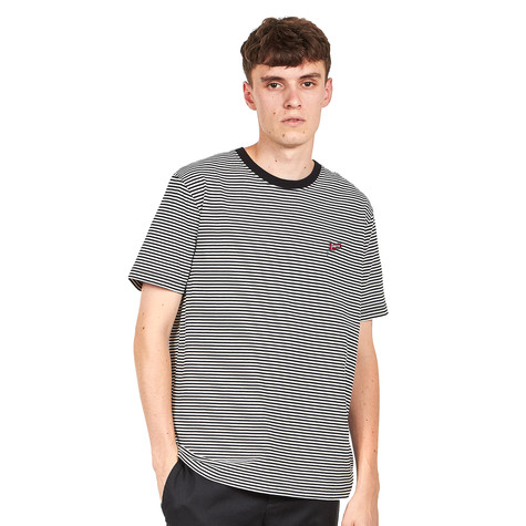 Parra - Flapping Flag Striped T-Shirt
