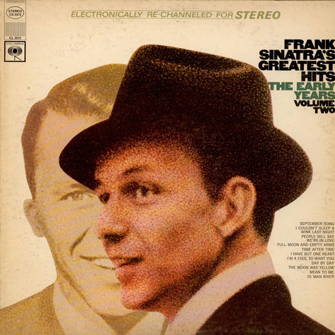 Frank Sinatra - Frank Sinatra's Greatest Hits - The Early Years - Volume Two