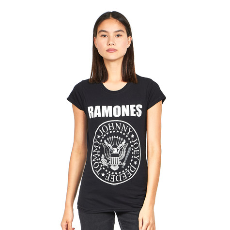 Ramones - Seal Women T-Shirt