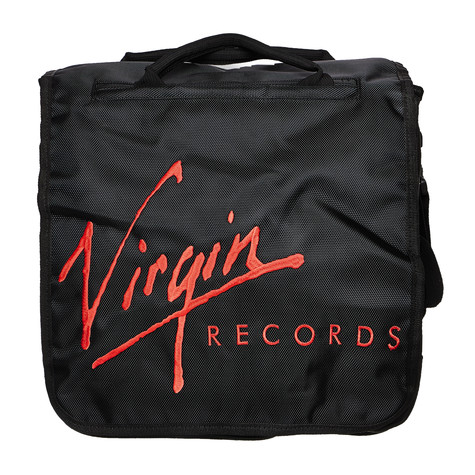 Virgin - DJ Vinyl Backpack