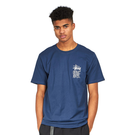Stüssy - Global Roots Tee