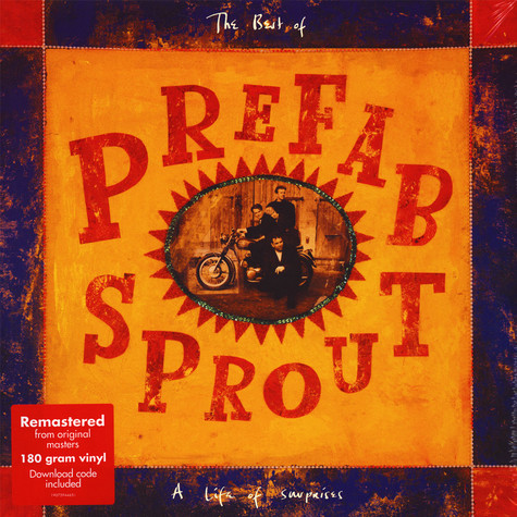 Prefab Sprout - A Life Of Surprises Remastered Edition