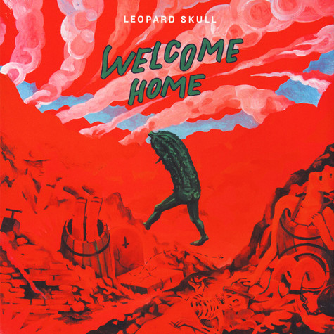 Leopard Skull - Welcome Home