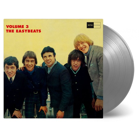 Easybeats - Volume 3 Coloured Vinyl Edition