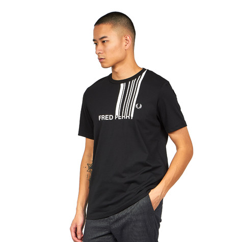 Fred Perry - Fred Perry Graphic T-Shirt