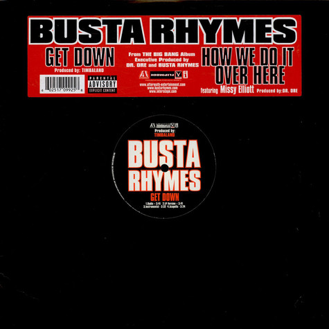 Busta Rhymes - Get Down
