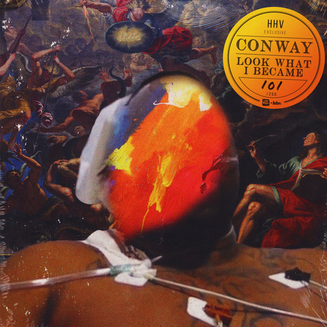 Conway - Look What I Became HHV Exclusive Splattered Vinyl Edition