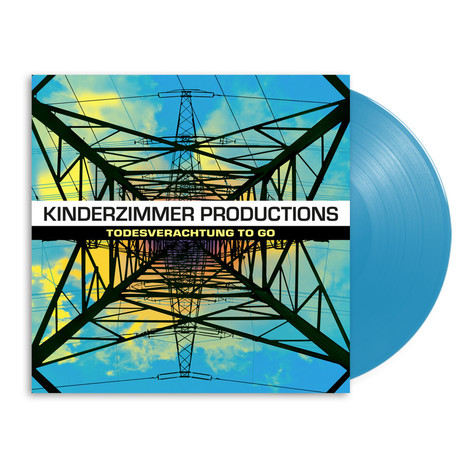 Kinderzimmer Productions - Todesverachtung To Go Colored Vinyl Edition
