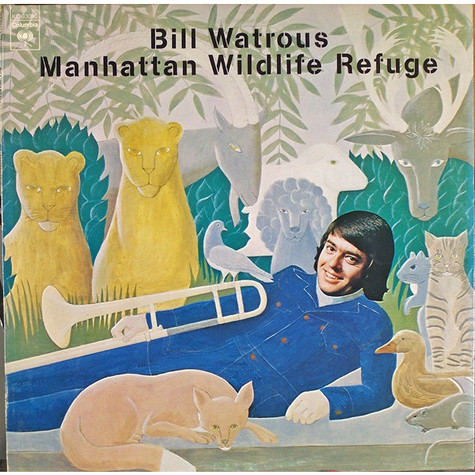 Bill Watrous - Manhattan Wildlife Refuge