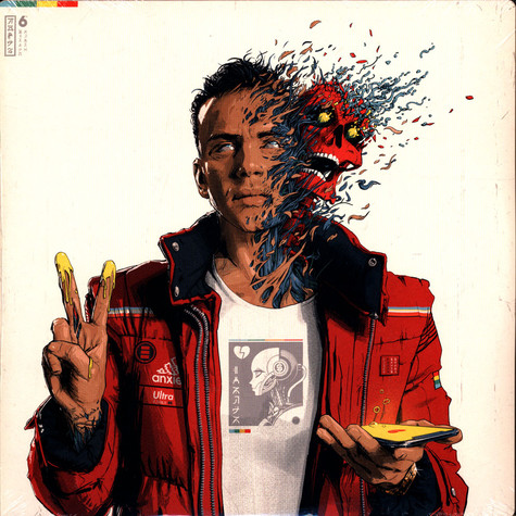Logic - Confessions Of A Dangerous Mind Limited Edition