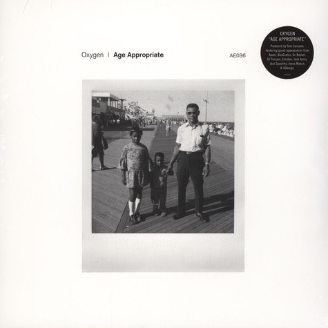 Oxygen - I Age Appropriate