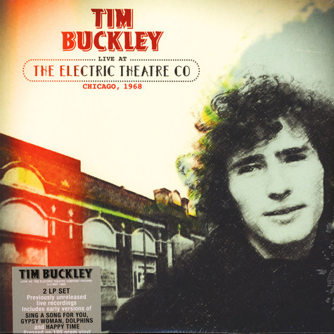 Tim Buckley - Live At The Electric Theatre Co. 1968