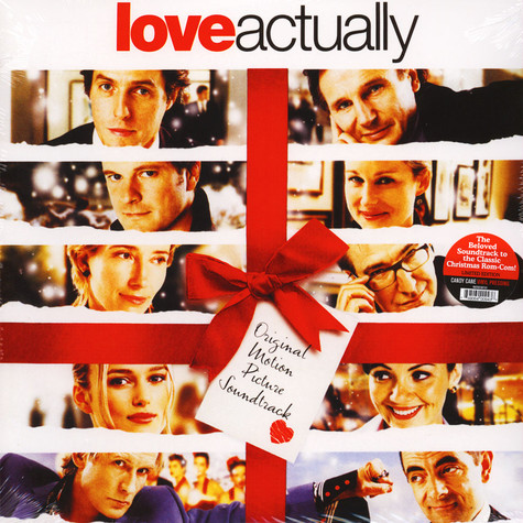 V.A. - OST Love Actually Red & White Edition