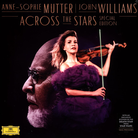 Anne-Sophie Mutter & John Williams - Across The Stars Special Edition