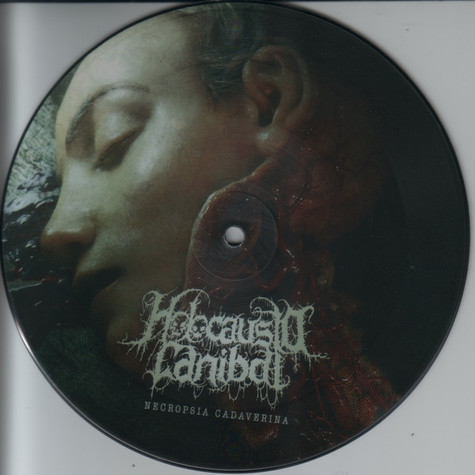 Desecration / Holocausto Canibal - Intravisceral Necropsia
