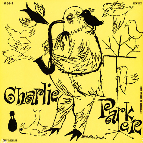 Charlie Parker - The Magnificent Charlie Parker Yellow Black Friday Record Store Day 2019 Edition