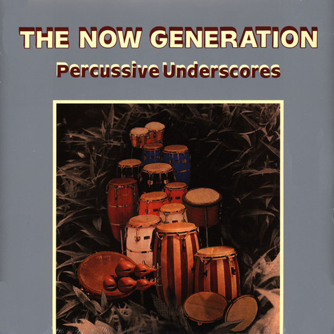 Peter Ludemann & Pit Troja - The Now Generation