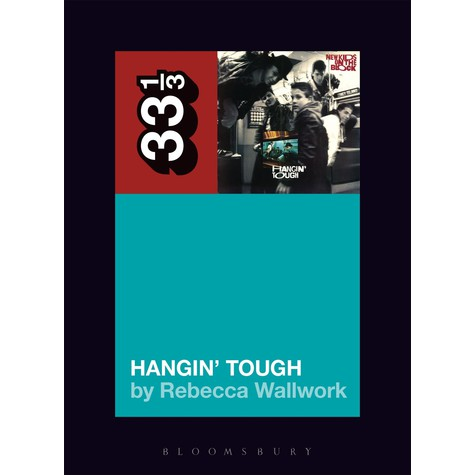 New Kids On The Block - Hangin' Tough By Rebecca Wallwork