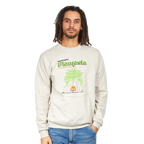Mort Garson - Plantasia Cover Art Crew Neck Sweater