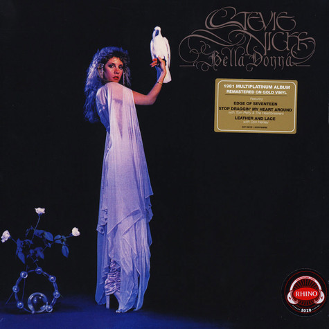 Stevie Nicks - Bella Donna Gold Vinyl Edition