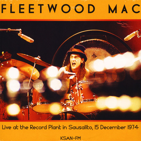 Fleetwood Mac - Live At The Record Plant In Sausalito 1974