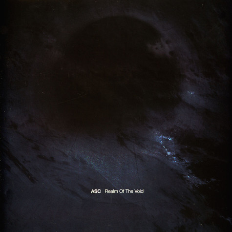 ASC - Realm Of The Void Clear Vinyl Edition