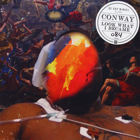 Conway - Look What I Became Black Vinyl Edition