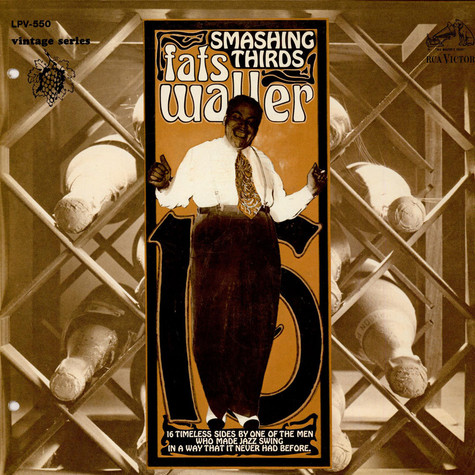 Fats Waller - Smashing Thirds