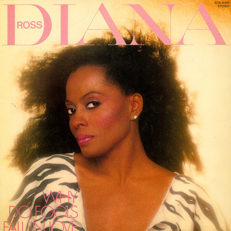 Diana Ross - Why Do Fools Fall In Love