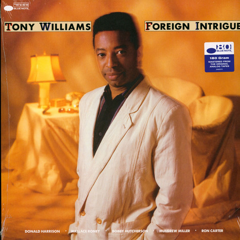 Tony Williams - Foreign Intrigue