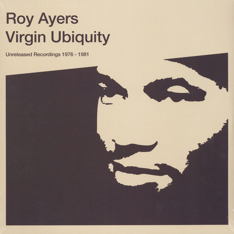 Roy Ayers - Virgin Ubiquity (Unreleased Recordings 1976-1981)