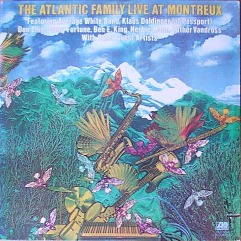 The Atlantic Family - Live At Montreux