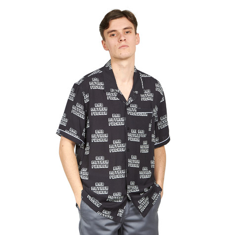 HUF x Pulp Fiction - Pulp Fiction Bad MF Woven Shirt