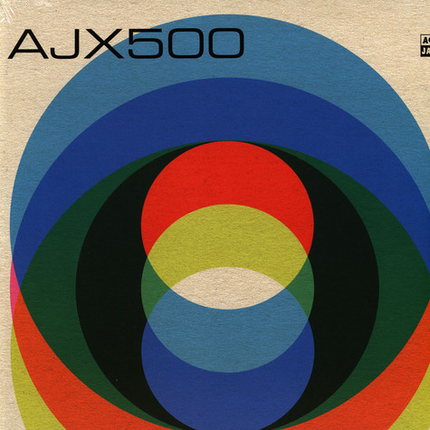 V.A. - AJX500 A Collection From Acid Jazz