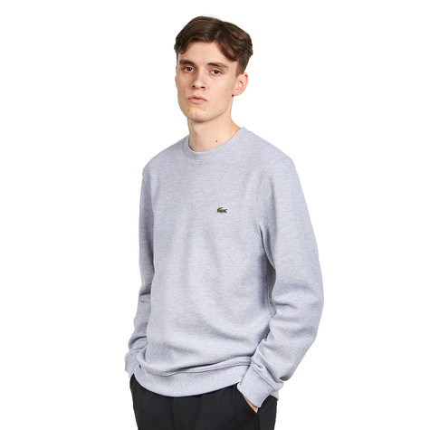 Lacoste - Non Brushed Pique Fleece Sweater