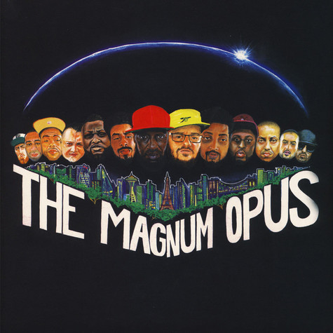 Micall Parknsun & Giallo Point - The Magnum Opus