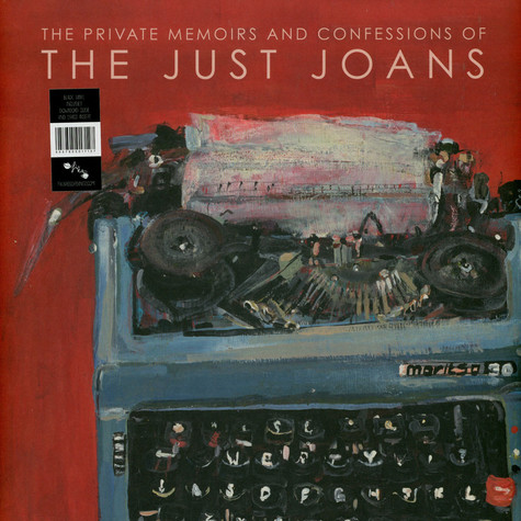 Just Joans, The - The Private Memoirs And Confessions Of The Just Joans
