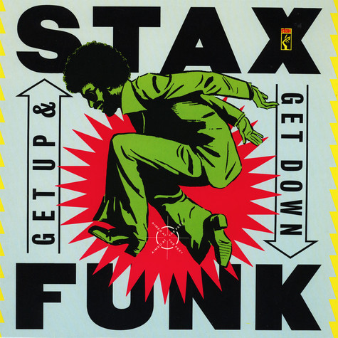 Stax Funk - Volume 1 - get up and get down