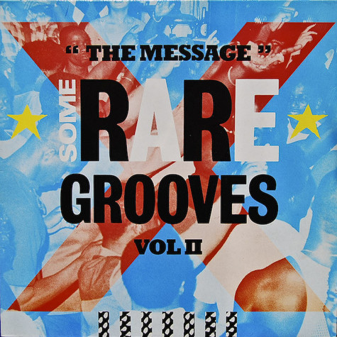 V.A. - The Message (Some Rare Grooves Vol. II)