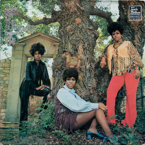 The Supremes Featuring Four Tops - The Best Of The Supremes Featuring The Four Tops