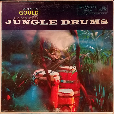 Morton Gould And His Orchestra - Jungle Drums
