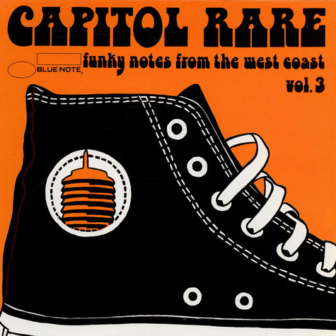 V.A. - Capitol Rare (Funky Notes From The West Coast Vol. 3)