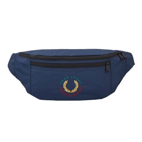 Fred Perry - Branded Ripstop Cross Body Bag