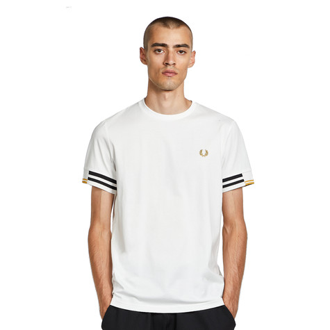 Fred Perry - Abstract Cuff T-Shirt