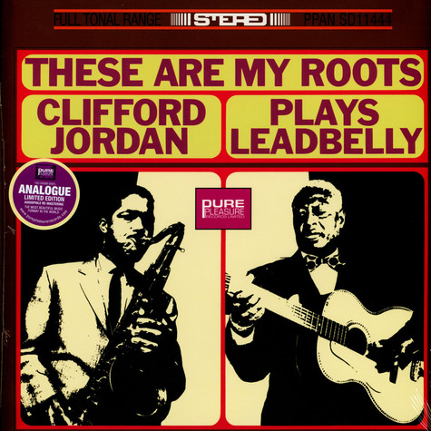 Clifford Jordan - These Are My Roots - Clifford Jordan Plays Leadbelly
