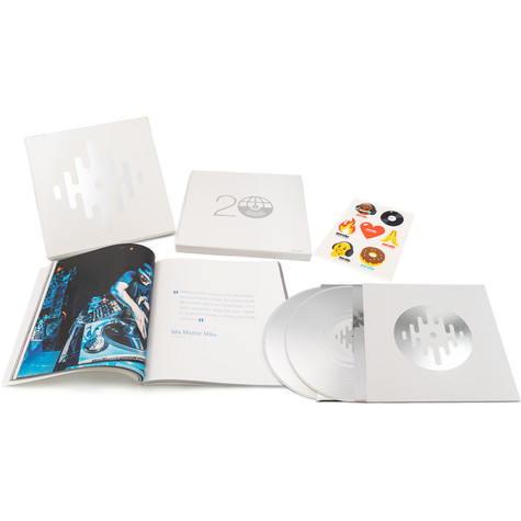 Serato - 20th Anniversary Limited Edition Control Vinyl Box Set