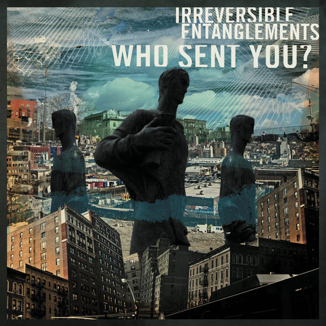 Irreversible Entanglements - Who Sent You?