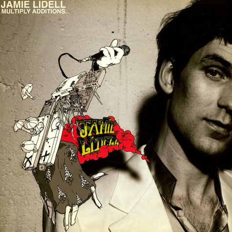 Jamie Lidell - Multiply Additions