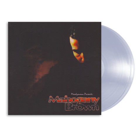 Moodymann - Mahogany Brown Clear Vinyl Edition
