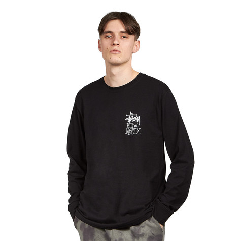 Stüssy - Big & Meaty LS Tee